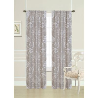 Laura Ashley® 84-Inch Josette Window Panels