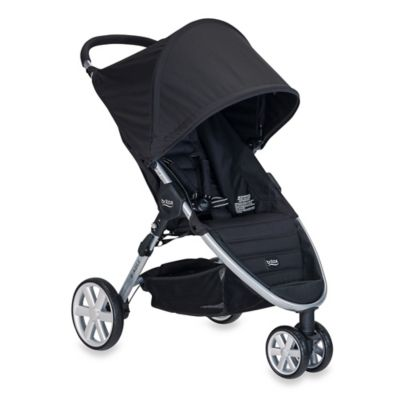 B-Agile Stroller in Black