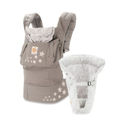 Ergobaby™ Original Collection Bundle of Joy Baby Carrier in Galaxy Grey