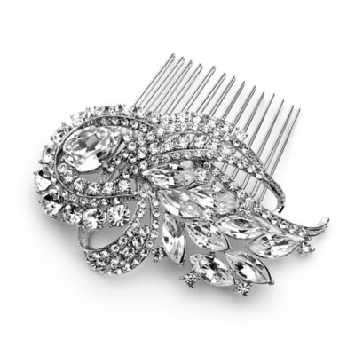 Gianna Rhinestone Bridal Comb