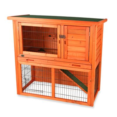 Brown Animal Hutch
