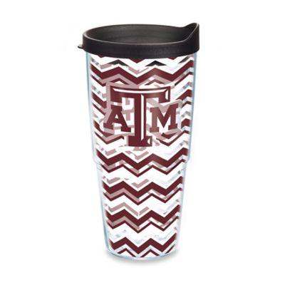 Tervis® Texas A&M University 24 oz. Chevron Wrap Tumbler with Lid
