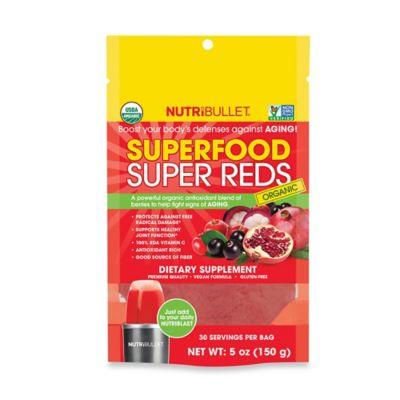 NutriBullet® Superfood Super Reds
