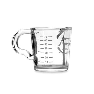 Spouted 3 oz. Espresso Shot Pitcher