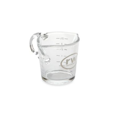 4 oz. Logo Shot Glass