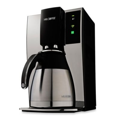 Mr. Coffee® 10-Cup Coffeemaker Enabled with WeMo