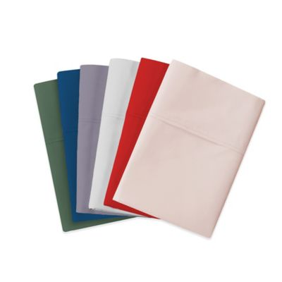 Micro Lush Microfiber Full Sheet Set in Red