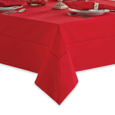 Buy oblong tablecloth from bed bath beyond for Tablecloth 52 x 120