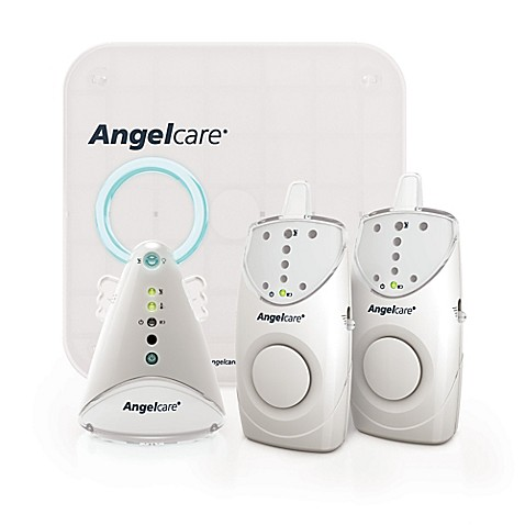 angelcare movement sensor with sound monitor buybuy baby. Black Bedroom Furniture Sets. Home Design Ideas