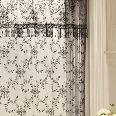 Beaded Valances