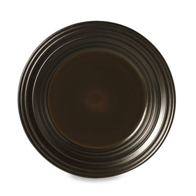 Mikasa® Swirl 11.25-Inch Dinner Plate in Chocolate