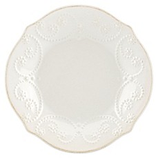 Lenox® French Perle Tidbit Plate in White