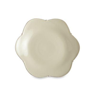 Meridian Cream Plain 9.5-Inch Salad Plate