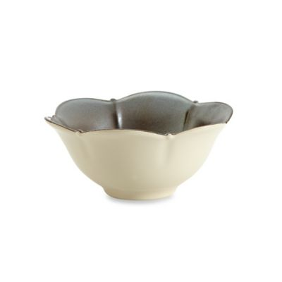 Bronze Brown Soup Cereal Bowl