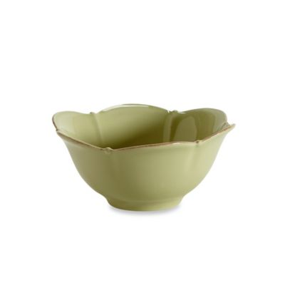 Meridian Green 7-Inch Soup/Cereal Bowl