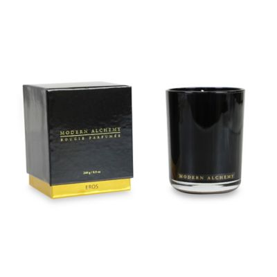 Black Small Tumbler Candle