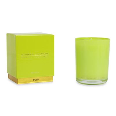 Modern Alchemy Pulp Scented Small Candle Tumbler in Green
