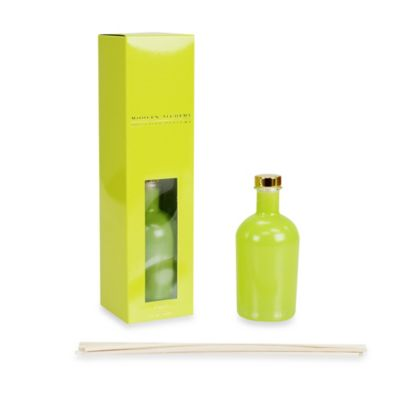 Modern Alchemy Pulp Scented Reed Diffuser in Green