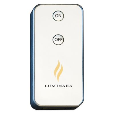 Luminara Christmas Candles