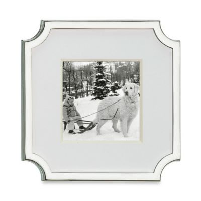 kate spade new york Sullivan Street 3-Inch x 3-Inch Photo Frame by Lenox®