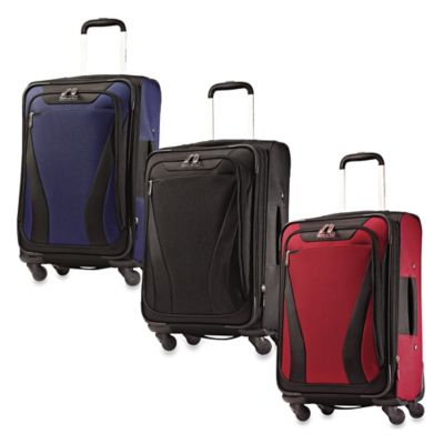 Samsonite Aspire GR8 21-Inch Carry-On Spinner in Purple