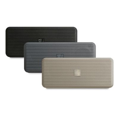 Soundfreaq Pocket Kick Portable Speaker in Black