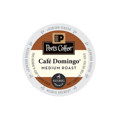 Keurig® K-Cup® Pack 16-Count Peet's Coffee® Café Domingo® Medium Roast Coffee