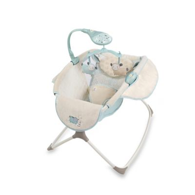Ingenuity™ Moonlight Rocking Sleeper™ in Lullaby Lamb