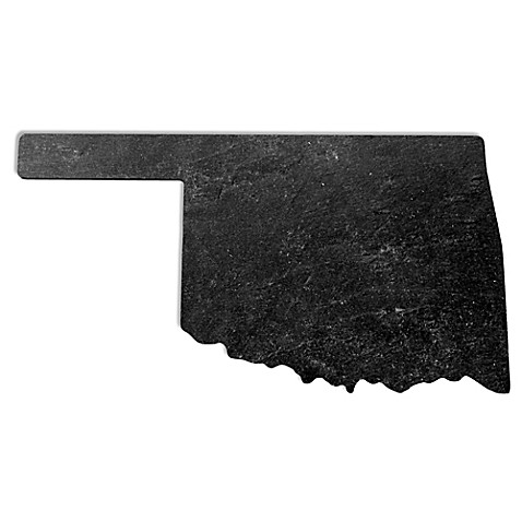 Buy Top Shelf Living Oklahoma Slate Cheese Board From Bed