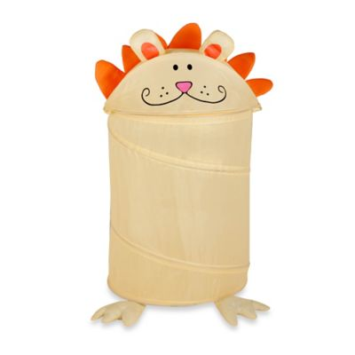 Milo the Lion Medium Clothes Hamper