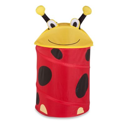 Dott the Ladybug Medium Clothes Hamper