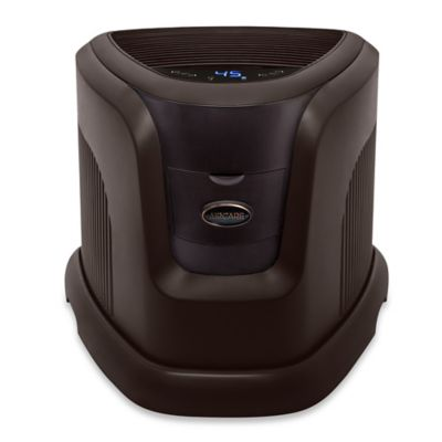 Essick Air AIRCARE Evaporative Humidifier in Espresso