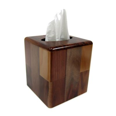 Croscill® Jennings Boutique Tissue Cover