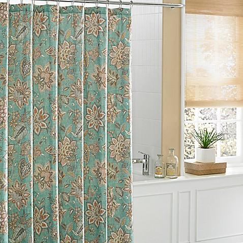J Queen New York Springfield Shower Curtain Bed Bath
