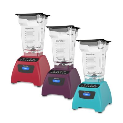 Blendtec® Classic 575 Blender in Poppy Purple