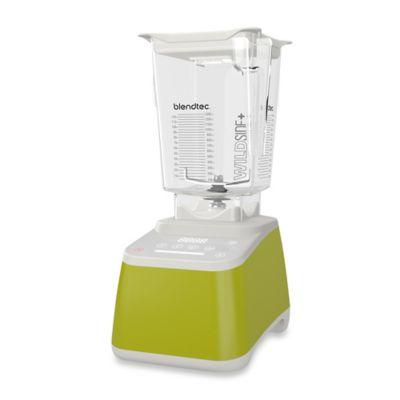 Blendtec® Designer 625™ Blender with WildSide Tritan Jar in Chartreuse Green