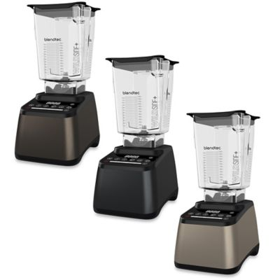 Blendtec® Designer 675 Blender in Dark Roast Brown