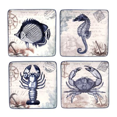 Certified International Dinnerware in Nautical Themes