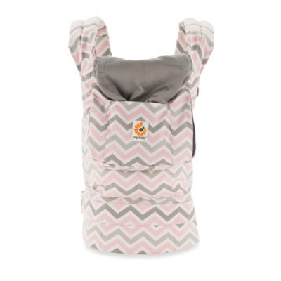 Ergobaby™ Original Collection Baby Carrier in Pink/Grey Chevron