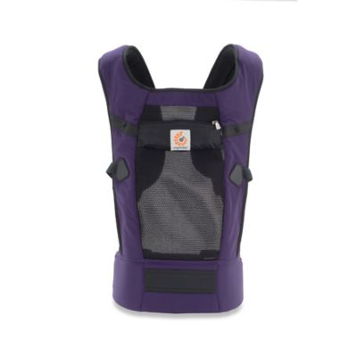 Ergobaby™ Performance Collection Baby Carrier in Purple Ventus