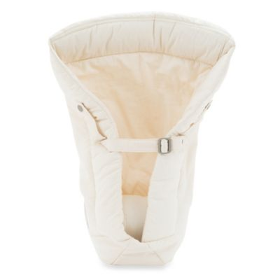 Ergobaby™ Organic Collection Infant Insert in Natural