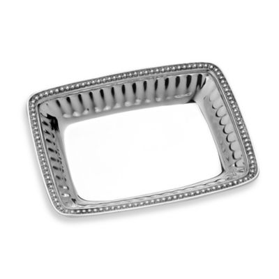 Wilton Armetale® Flutes Pearls Tray
