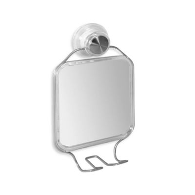 InterDesign® Power Lock Ultra Fog-Free Mirror