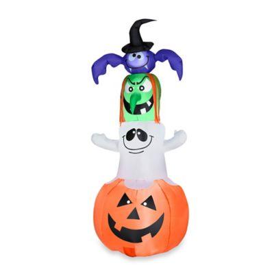 Airblown® Inflatable Outdoor Halloween Character Stacker