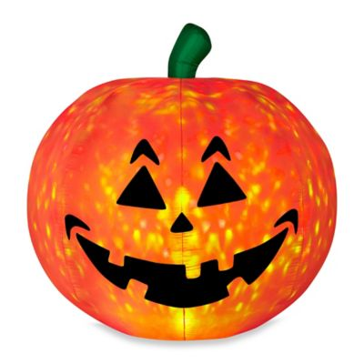 Airblown® Inflatable Outdoor Light Show Pumpkin Fire and Ice
