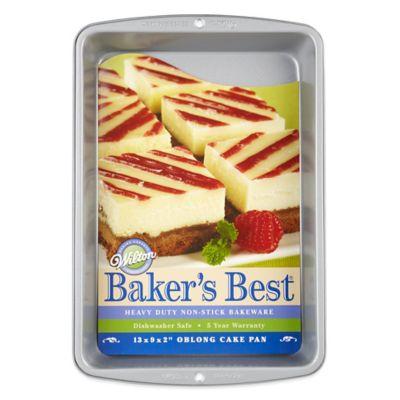 Wilton 13 Cake Pan