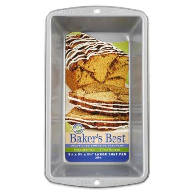 Wilton® Baker's Best 9.25-Inch x 5.25-Inch Loaf Pan