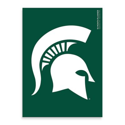 Michigan State University Simplicity 2015 Monthly Planner