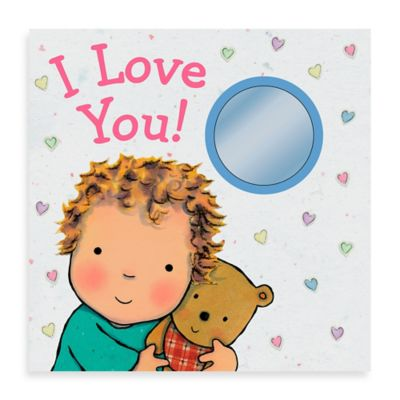 I Love You! Cloth Book