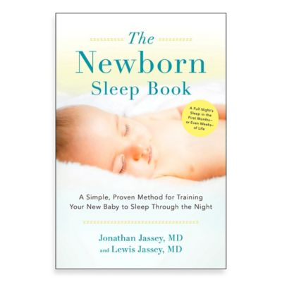 The Newborn Sleep Book